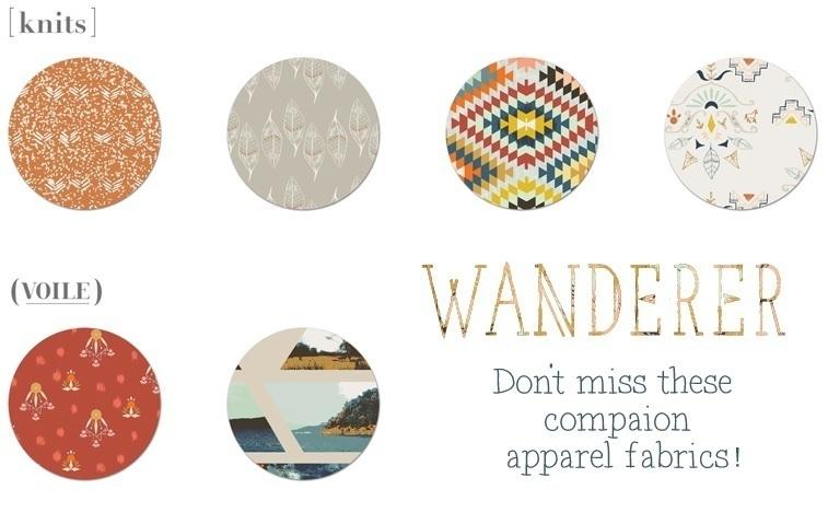 Wanderer Apparel Fabrics