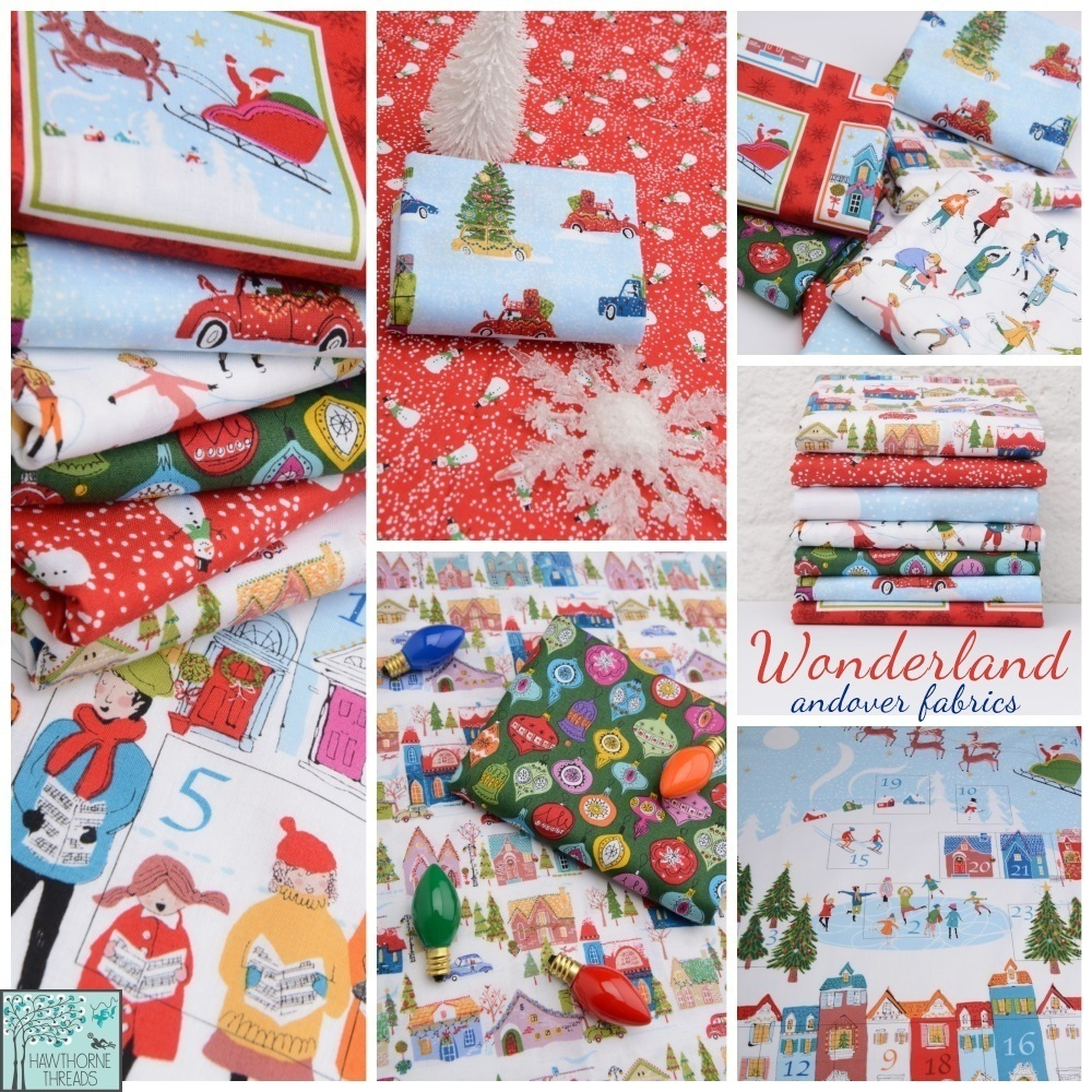 Wonderland Fabric Poster