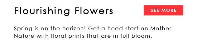 Flourishing Flowers for Spring Interior Decor