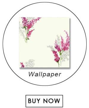 Sure Strip DELPHINIUM WT4573 Wallpaper