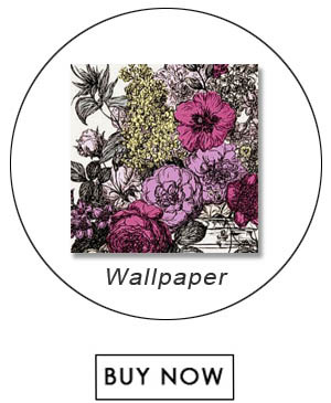 Clarke   Clarke Floribunda WP Sorbet Wallpaper