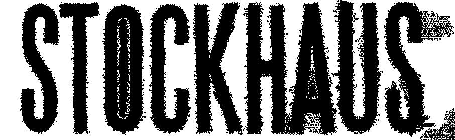 stockhaus logo black