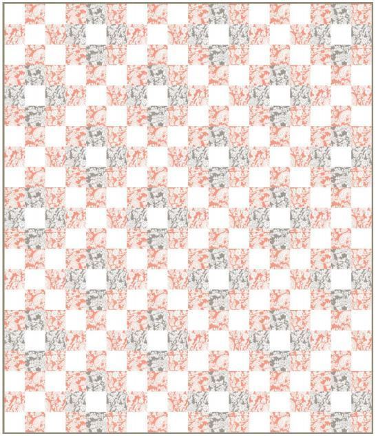 Chatam Square Quilt from MM