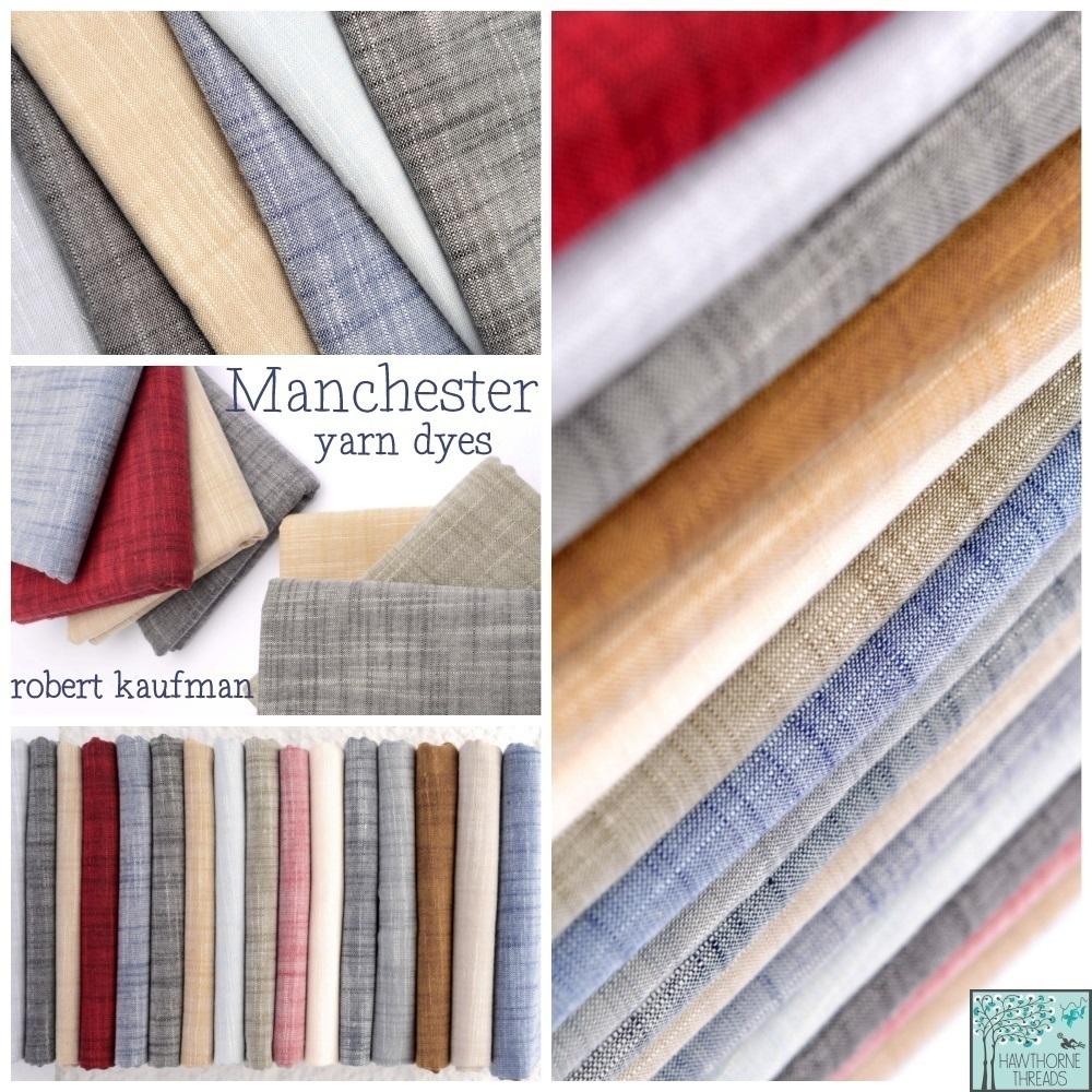 Robert Kaufman Manchester Fabric