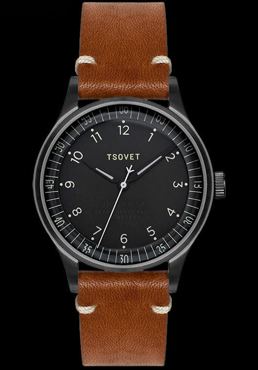 Tosvet PW36blacktan