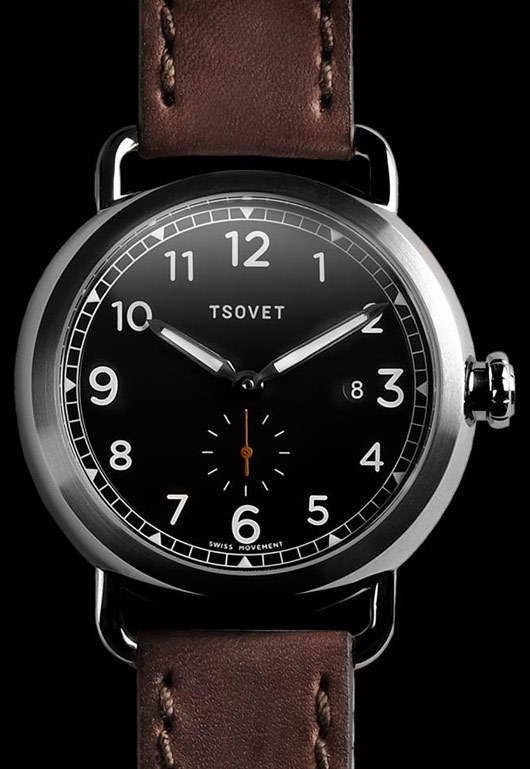 Watchismo times new tsovet watches time for adventure for Adventure watches