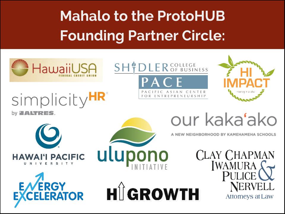 Founding Partner Logos - Newsletter
