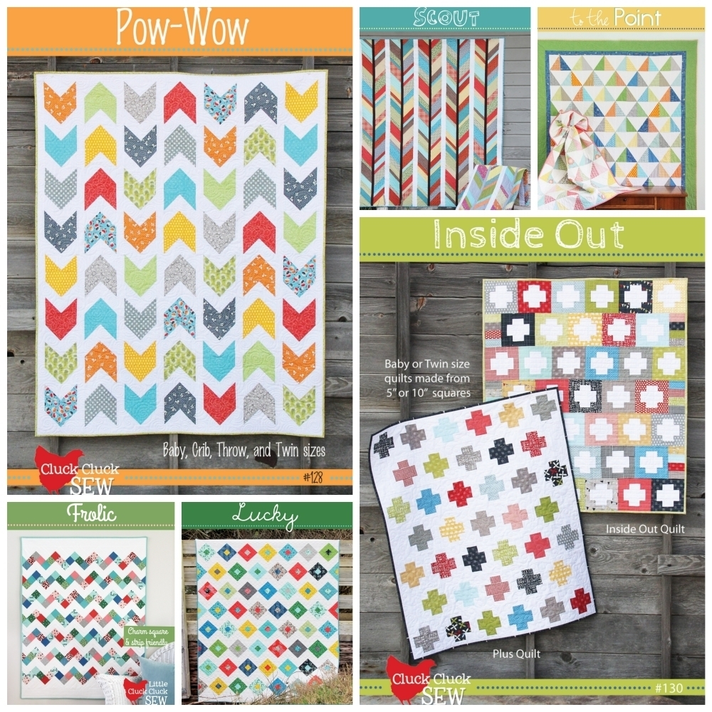 cluck cluck sew frolic sewing pattern Fotor Collage