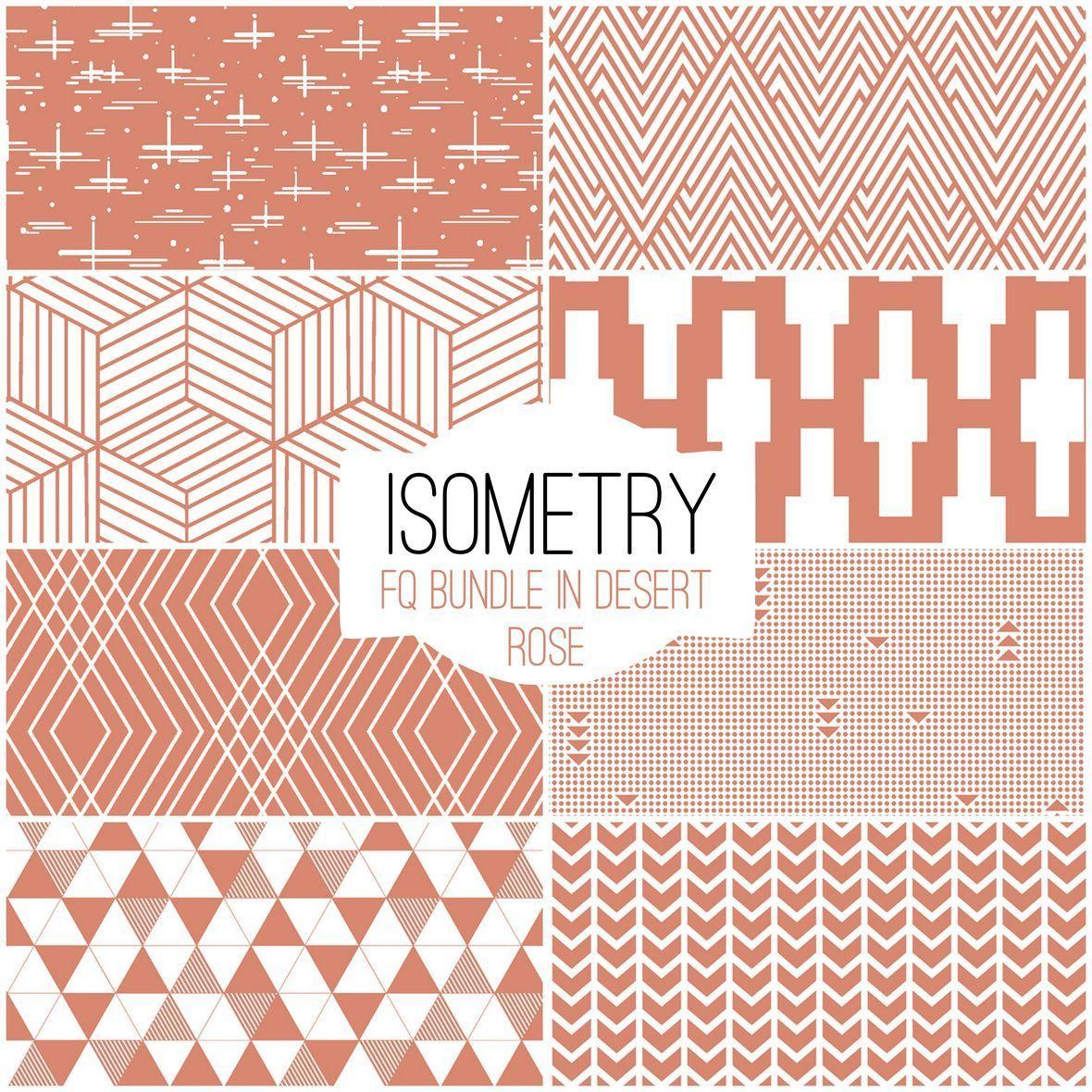 Isometry iin Desert Rose