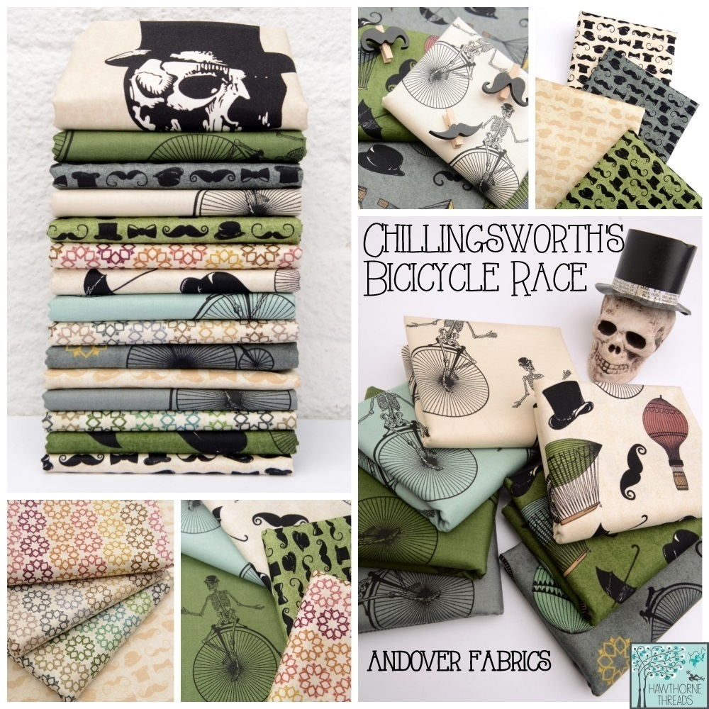 Chillingsworth Fabric Poster