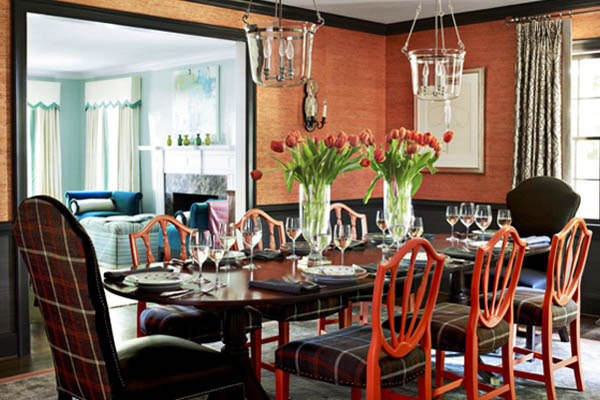 Dining Room Decorating Ideas Just in Time for Easter Passover