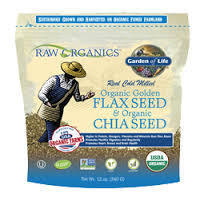 chia and flax