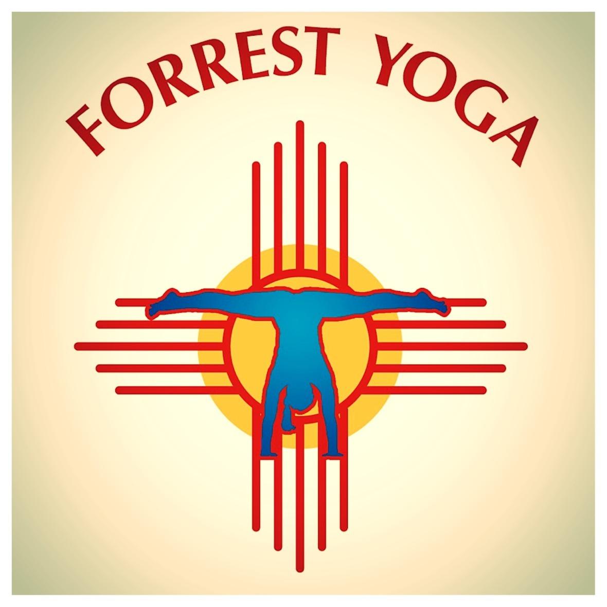 3 Forrest Yoga