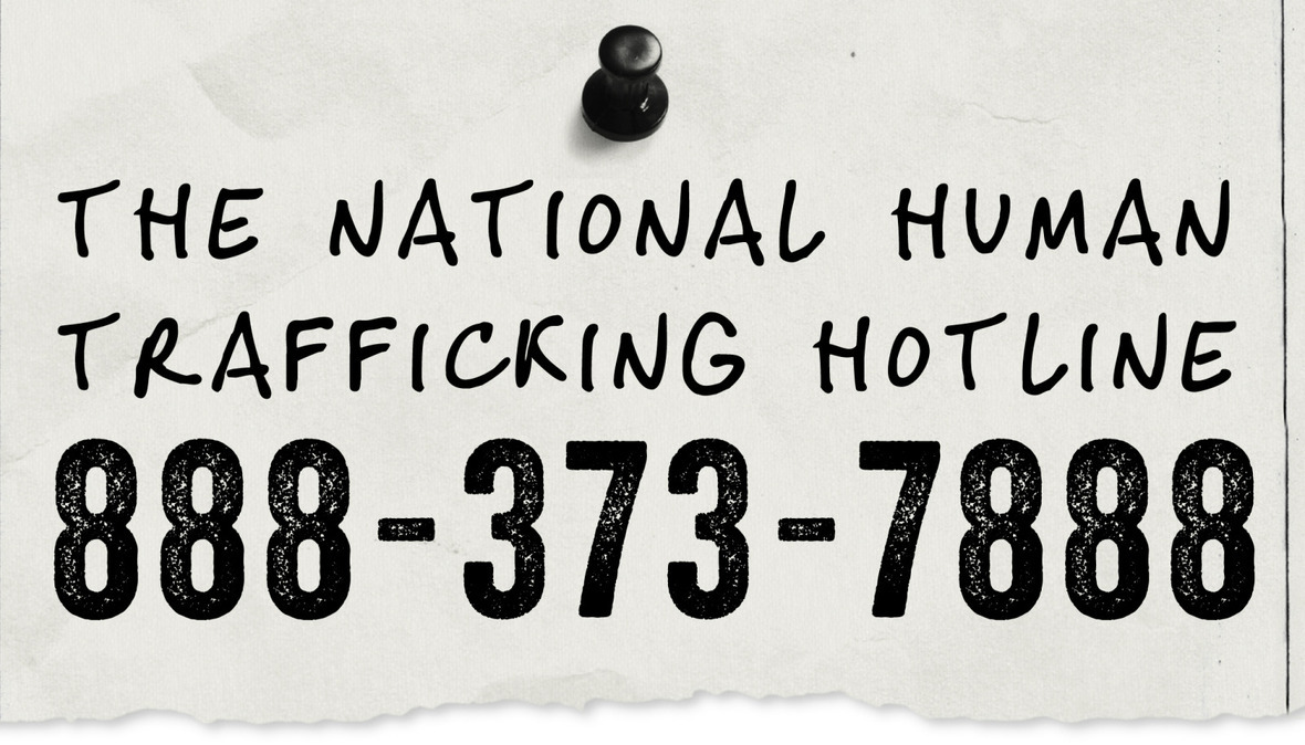 Trafficking-Hotline