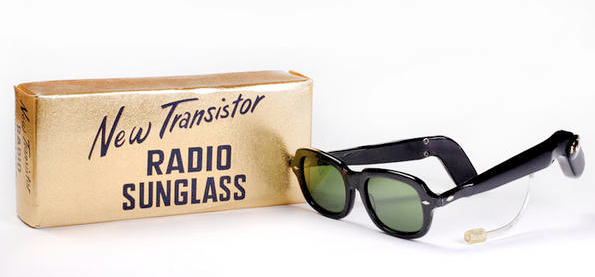 radio sunglasses