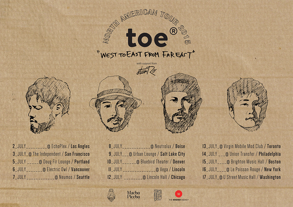 Japan's toe Premiere New Track (