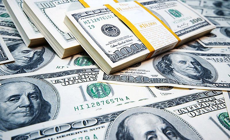 Ostaja ameriski dolar najmocnejsa valuta