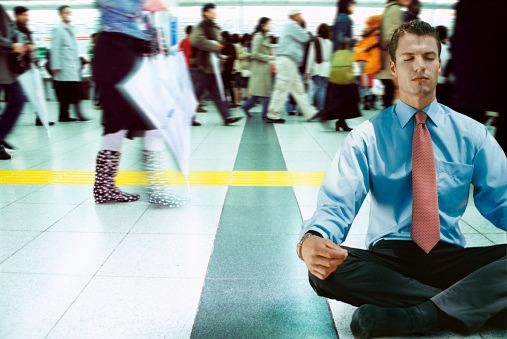 business-meditation