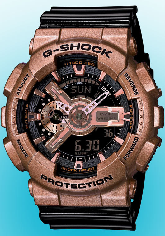 Gshock GA110GD9B2full