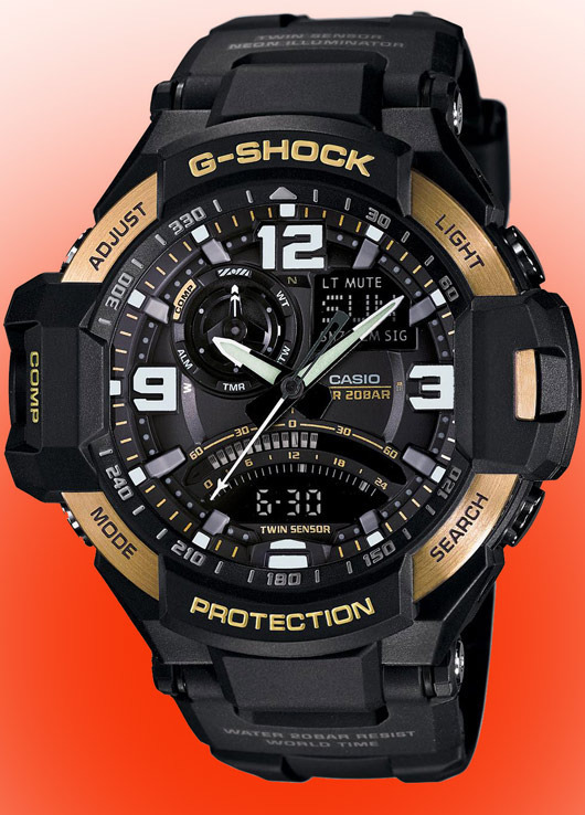 Gshock GA10009Gfull