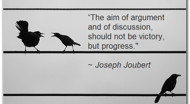 Joubert quote