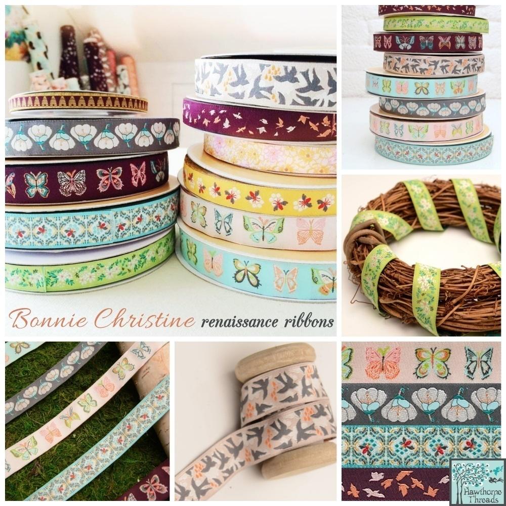 Bonnie Christine Ribbons a