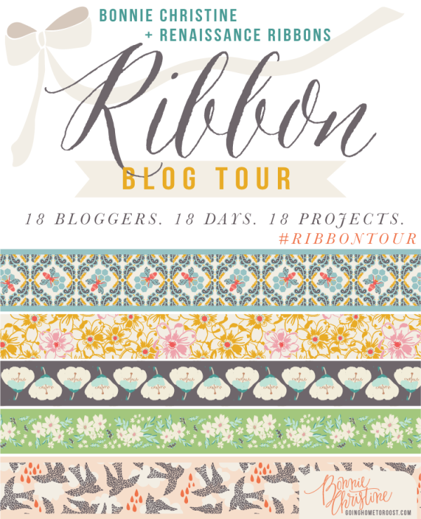 Bonnie Christine Ribbon Blog Tour