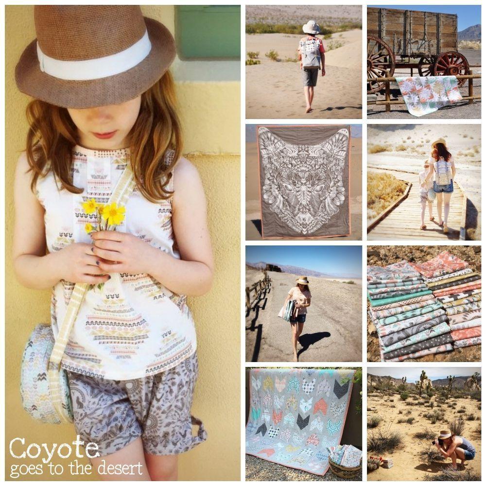 Coyote Fabric Hawthorne Threads
