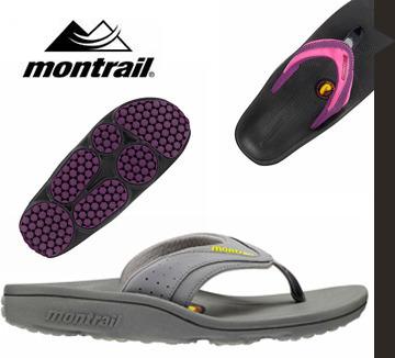 montrail flip flops