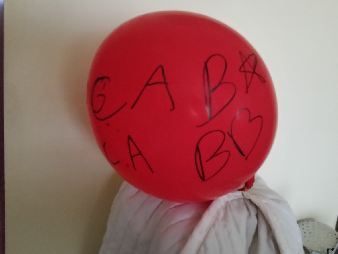 Bean Balloon gift