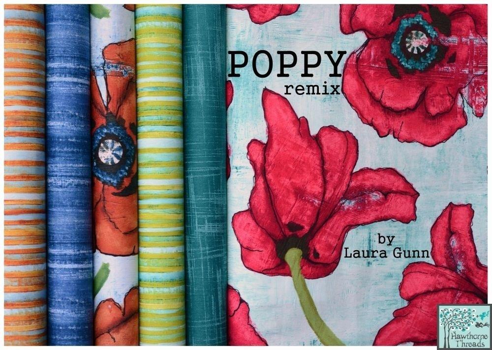 Poppy Remix Poster
