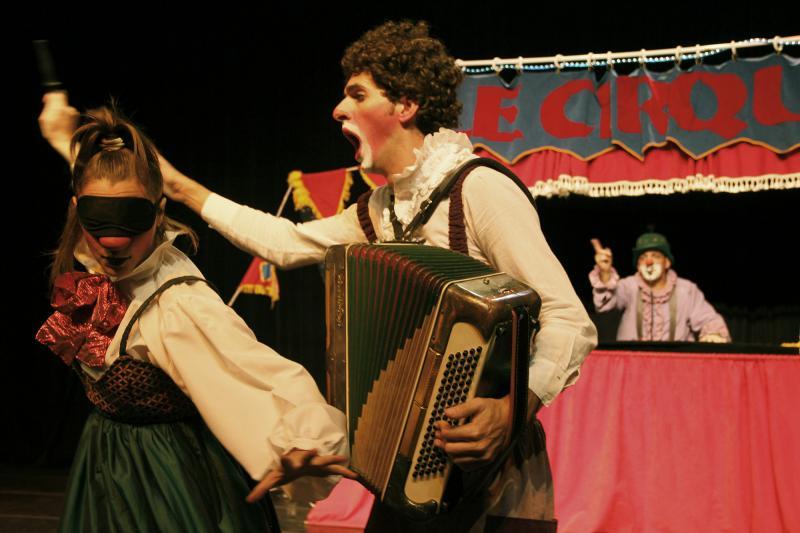 Le Cirque Magique - M. Jur i e Mirrela