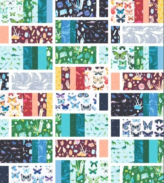 Natural History Quilt