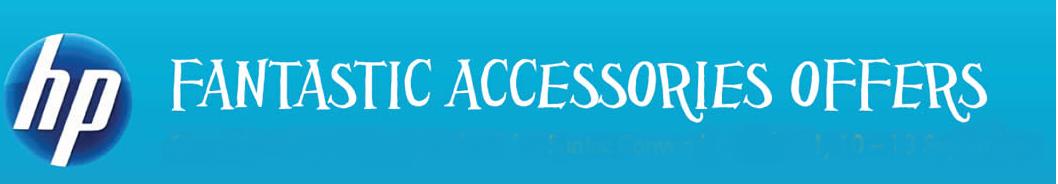 HP Fantastic Accessories