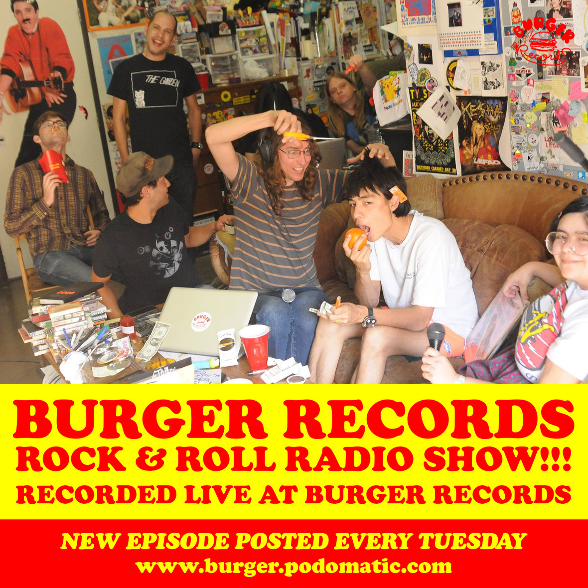 ROCK N ROLL RADIO SHOW COVER21