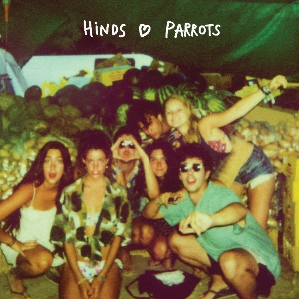 hinds parrots cover sm