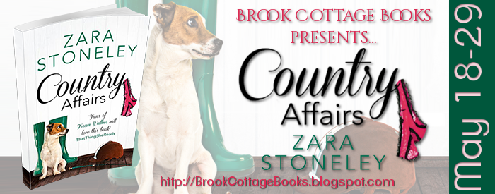 Country Affairs Tour Banner 1