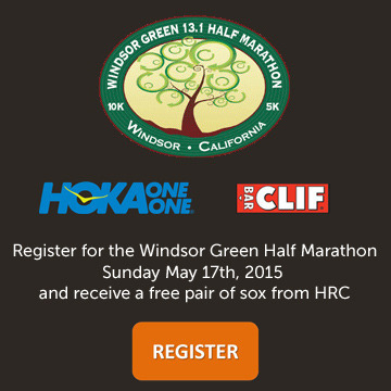 Windsor Green Half Marathon Logo
