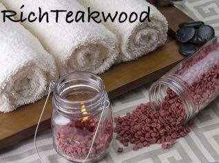 rich teakwood