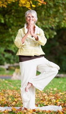 Woman Balancing - racorn