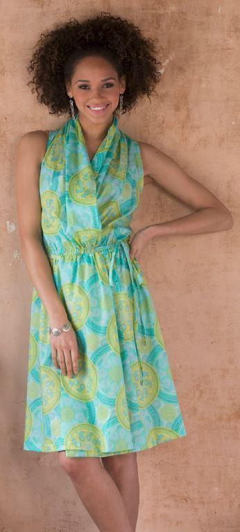 flower garden dress from lookbook