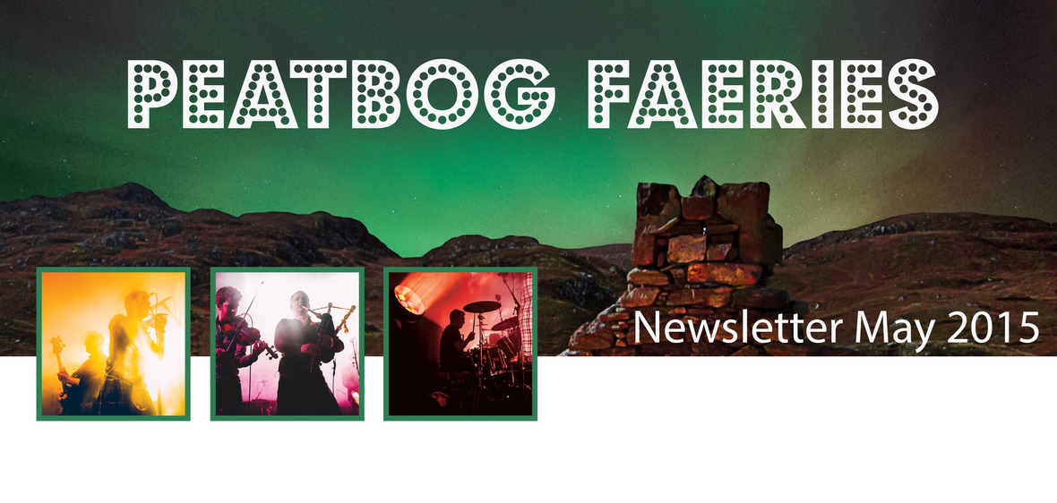 Peatbog Faeries newsletter banner 2105