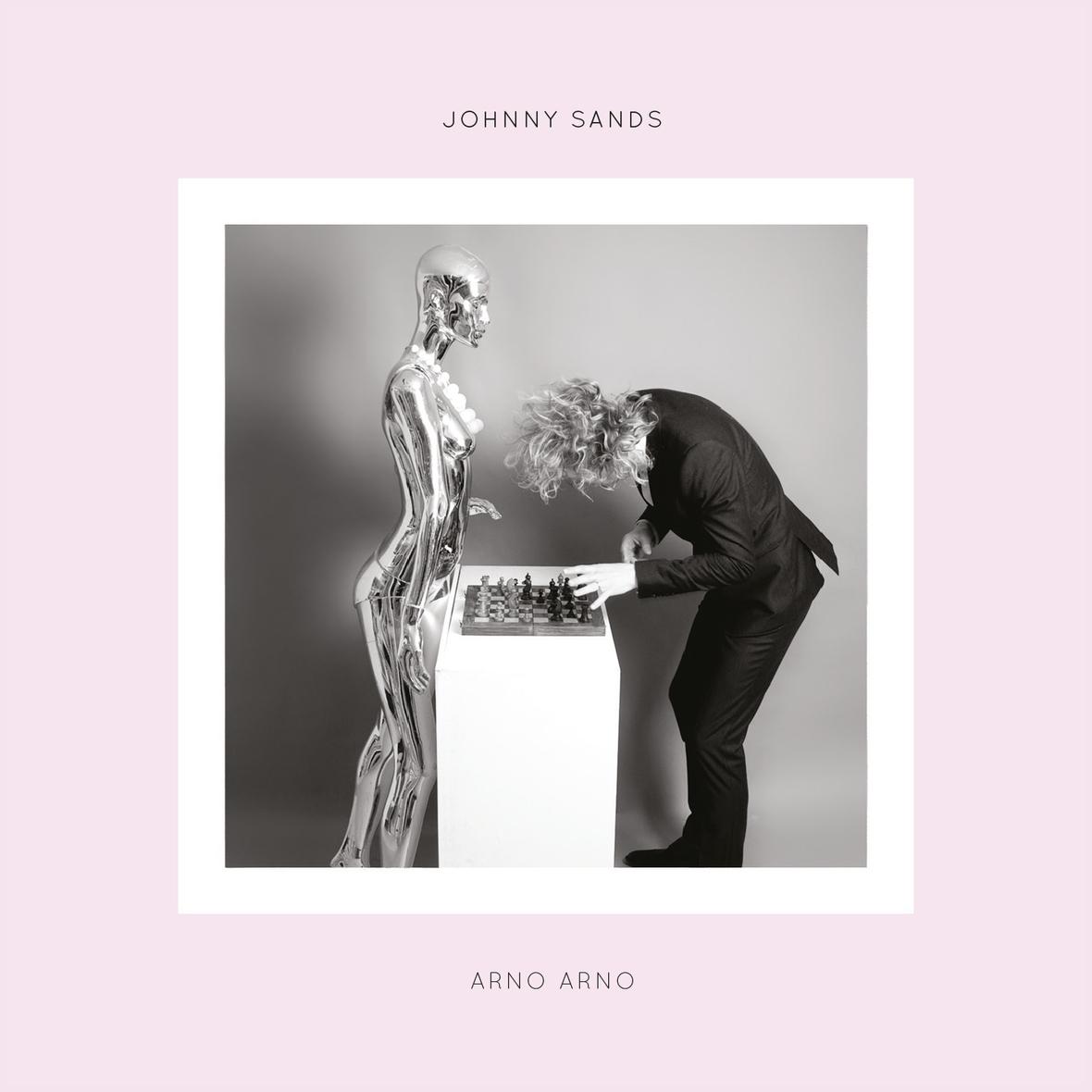 Johnny Sands Arno Arno single art