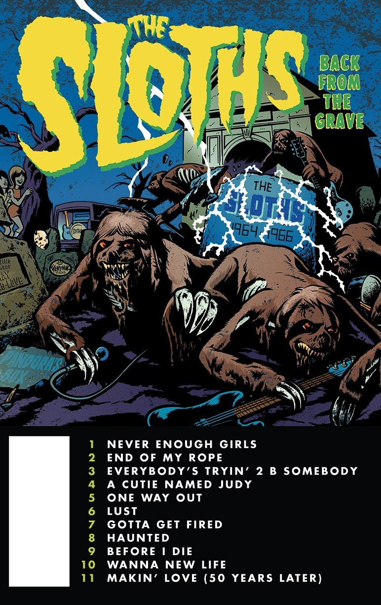 sloths cover