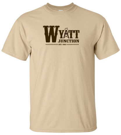 wyatt junction t-shirt