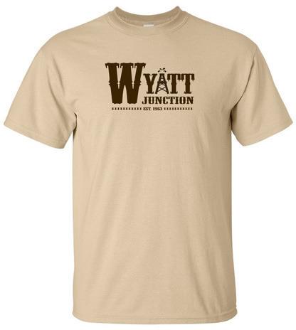 wyatt junction t-shirt