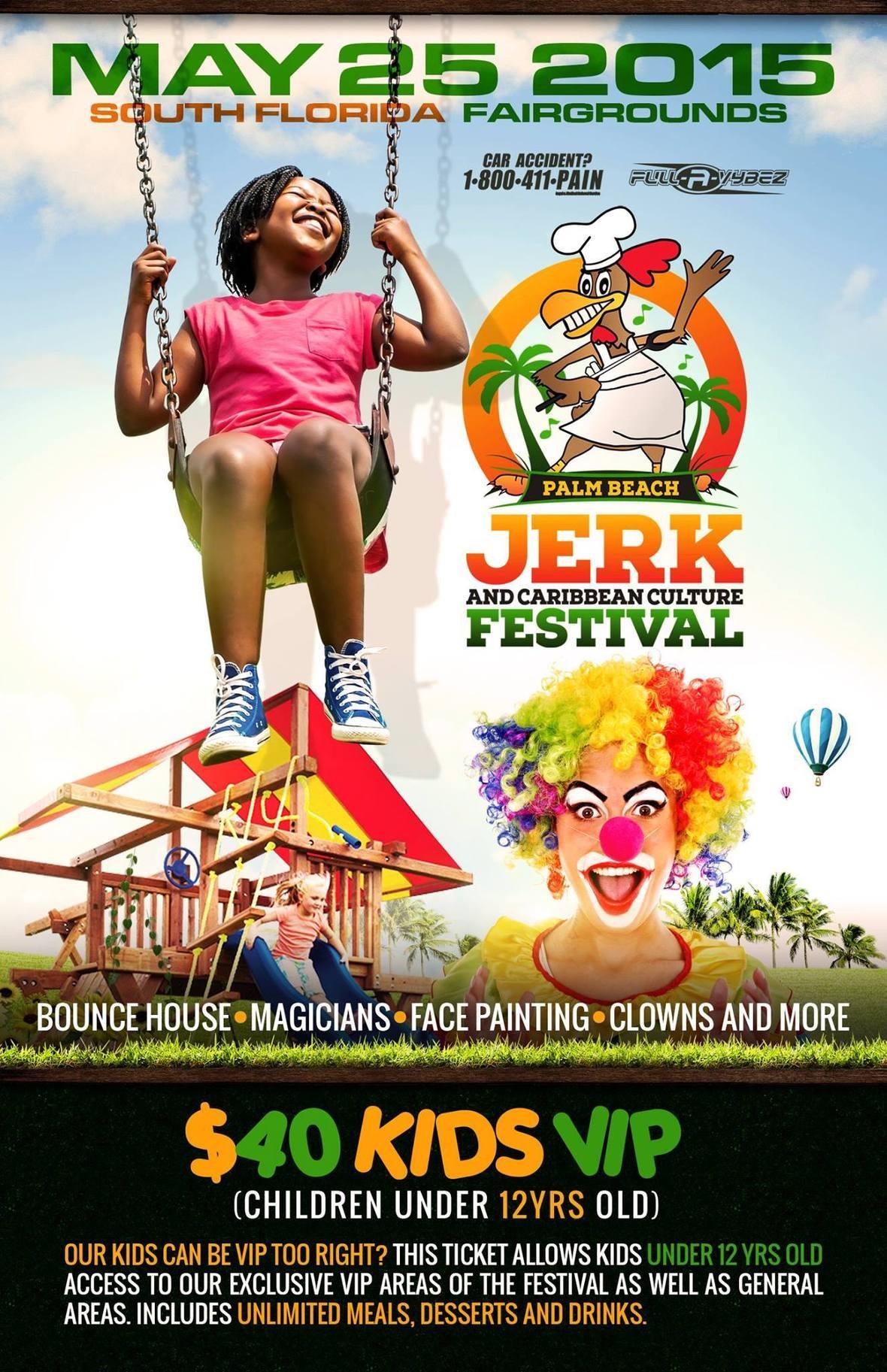 PB Jerk Fest Kids