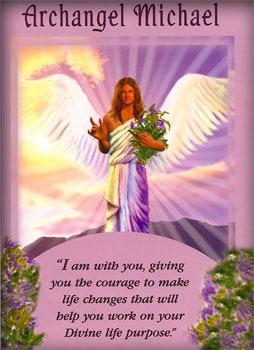 AngelCard-ArchangelMichael
