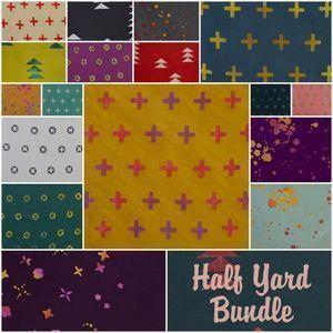 2336 handcrafted half yard bundle