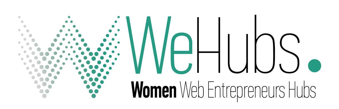 WeHubs logo banner RGB